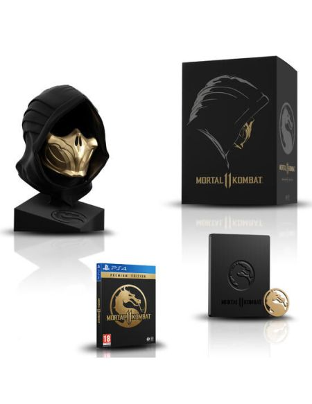 Mortal Kombat 11 Edition Kollector