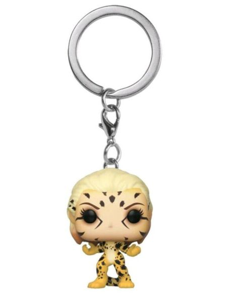 Porte-cles Funko Pop! - Sphynx - The Cheetah