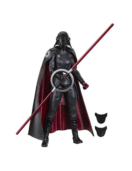 Figurine Black Series - Star Wars - Inquisitor Deuxième Soeur