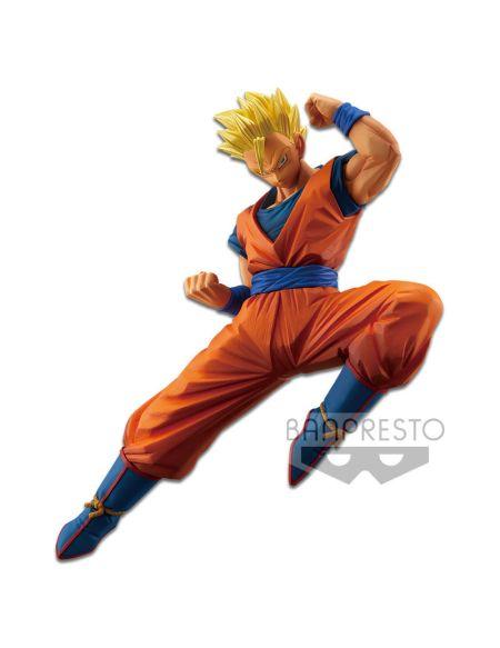 Figurine - Dragonball Super Chosenshiretsuden - Super Saiyan Son Gohan 16 Cm