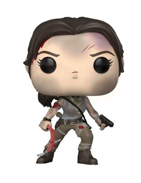 Figurine Funko Pop! N°333 - Tomb Raider - Lara Croft