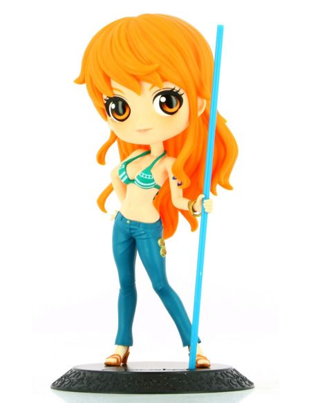 Figurine - One Piece - Q Posket - Nami