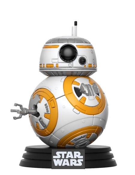 Figurine Funko Pop! N°196 - Star Wars - Episode VIII - BB-8