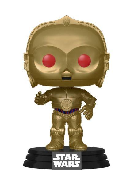 Figurine Funko Pop! N°360 - Star Wars 9 - C-3po Aux Yeux Rouges
