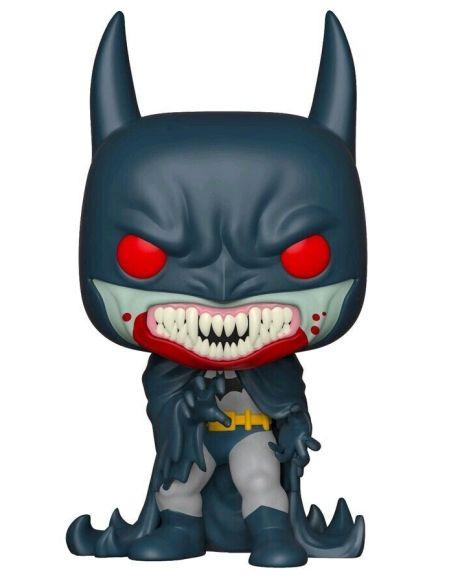 Figurine Funko Pop! - Batman 80th - Red Rain Batman (1991)