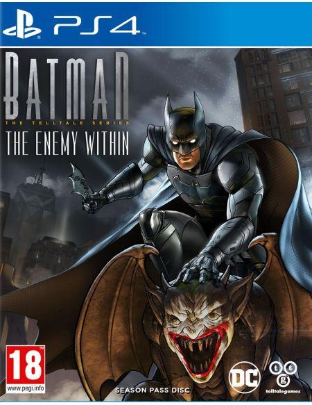 Batman : A Telltale Series 2 - L'ennemi Intérieur