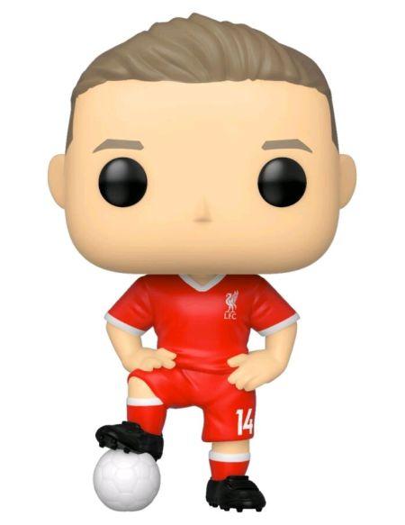 Figurine Funko Pop! N°26 - Football - Jordan Henderson (liverpool)