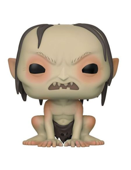 Figurine Funko Pop! N°532 - Le Seigneur des Anneaux - Série 2 Gollum (c)