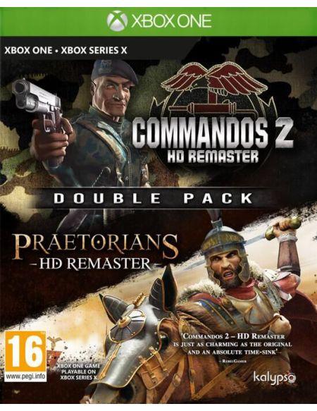 Commandos 2 Praetorians Hd Remaster Double Pack
