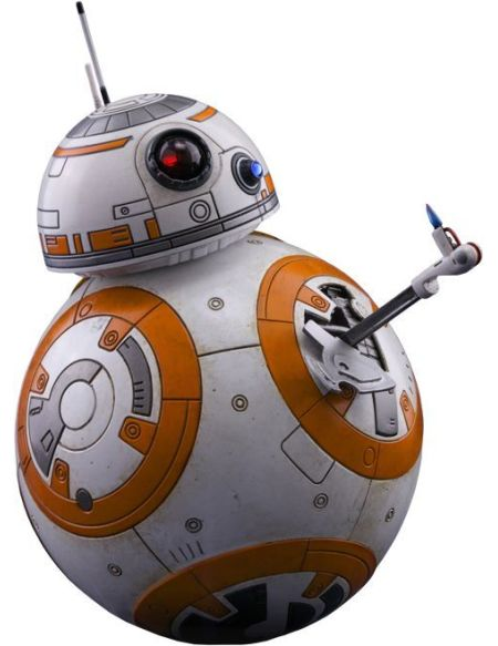 Figurine Hot Toys - Star Wars Episode VIII - BB-8 11 cm