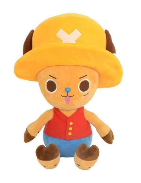 Peluche Sakami - One Piece - Chopper X Luffy