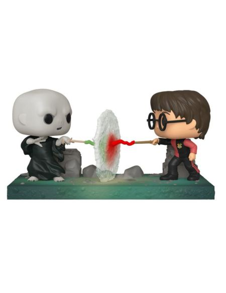 Figurine Funko Pop! Moment N°119 - Harry Potter - Harry Vs Voldemort