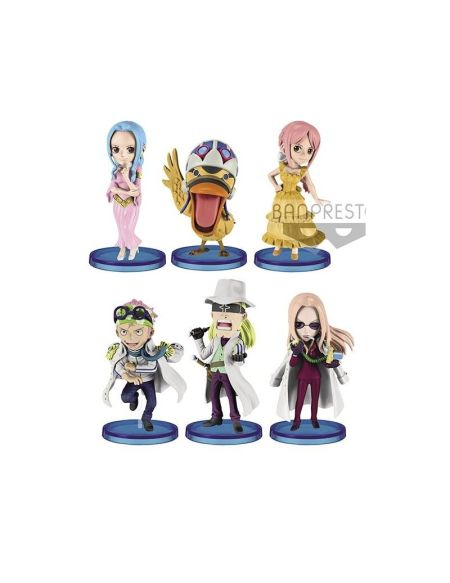 Figurine World Collectable - One Piece - Assortiment Levely Vol.1