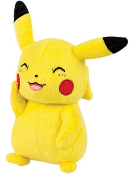 Peluche - Pokemon - Pikachu 17 cm /6
