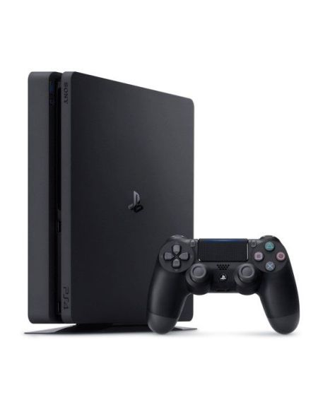 PlayStation 4 Slim Noire 500 Go