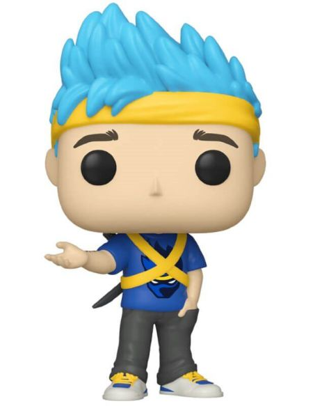 Figurine Funko Pop! Ndeg52 - Icons - Ninja