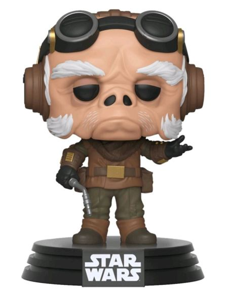 Figurine Funko Pop! - Star Wars Mandalorian - Kuiil