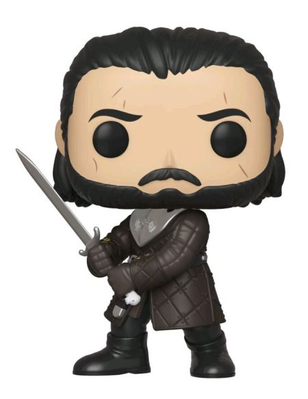 Figurine Funko Pop! Ndeg80 - Game Of Thrones - Jon Snow