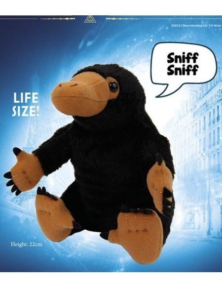 Peluche Sonore - Harry Potter - Niffler