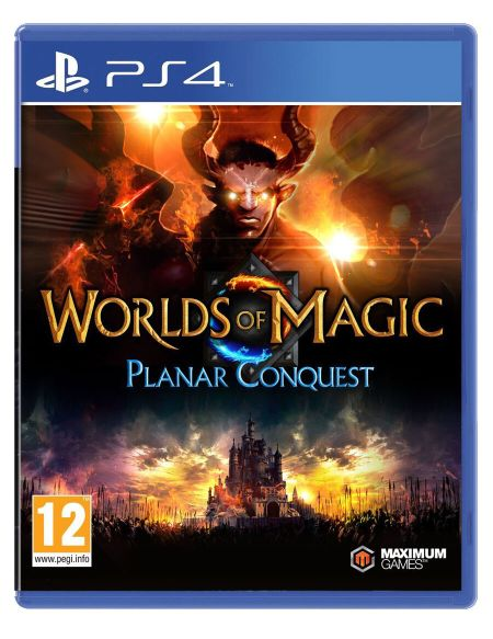 Worlds of Magic : Planar Conquest