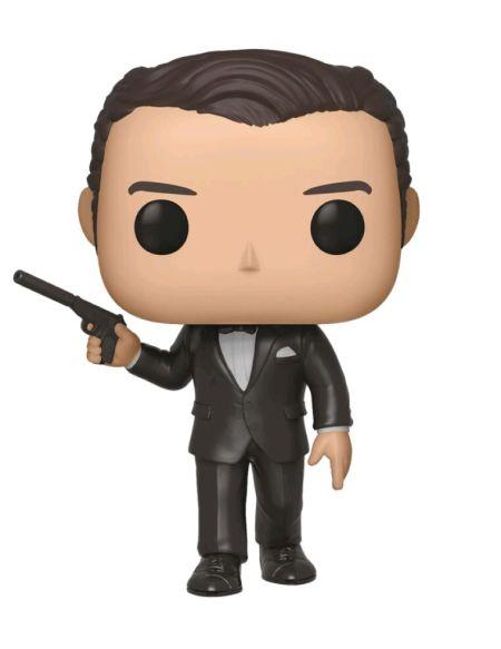 Figurine Funko Pop! - James Bond - Pierce Brosnan (goldeneye)