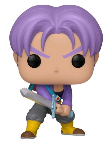 Figurine Funko Pop! N°702 - Dragon Ball Z S7 - Trunks