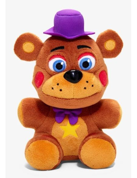 Peluche - Five Nights at Freddy's - Rockstar Freddy dans Pizza Sim