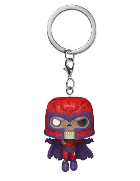 Porte-cles Funko Pop! - Marvel - Magneto Zombie