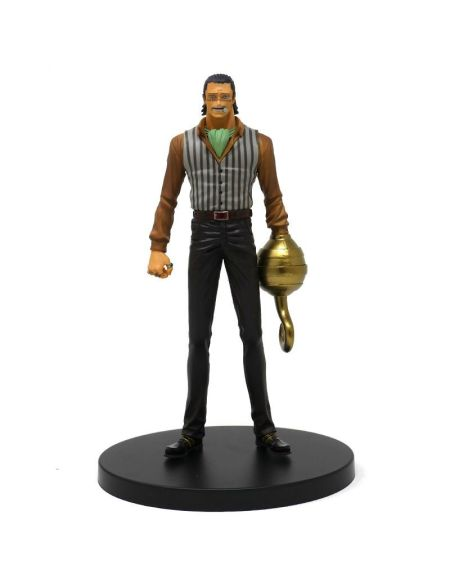 Figurine Grandline Dxf - One Piece Stampede - Vol 4 Crocodile