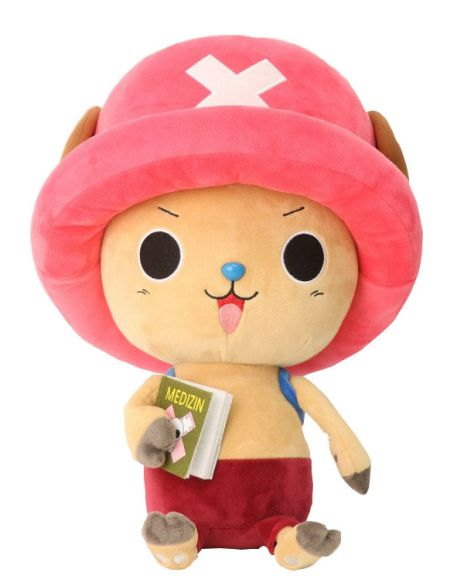 Peluche - One Piece - Chopper Version 3 45 Cm