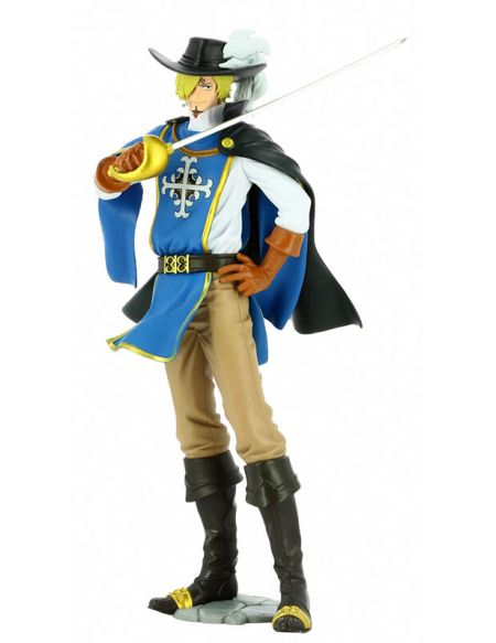 Figurine - One Piece : Treasure Cruise World Journey - Sanji Vol.2