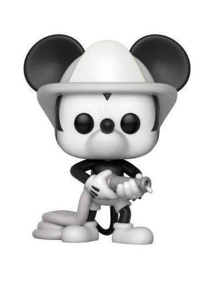 Figurine Funko Pop! N°427 - 90eme Anniversaire de Mickey - Mickey Pompier