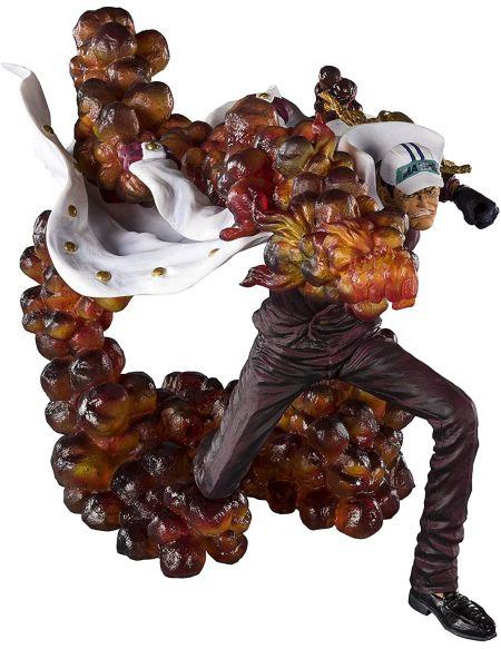 Statuette Figuarts Zero - One Piece - Amiral Sakazuki - Akain