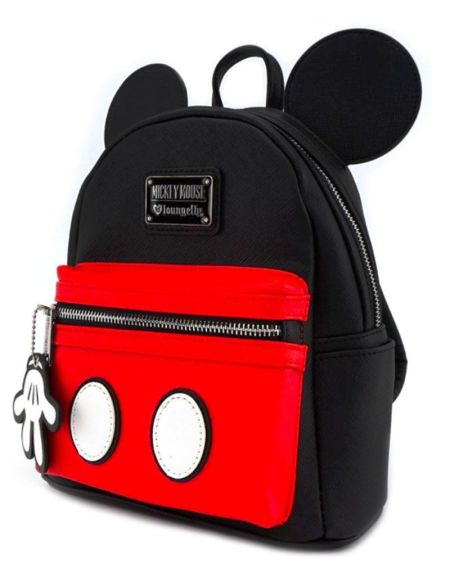 Mini sac à dos Loungefly - Disney - Mickey 2