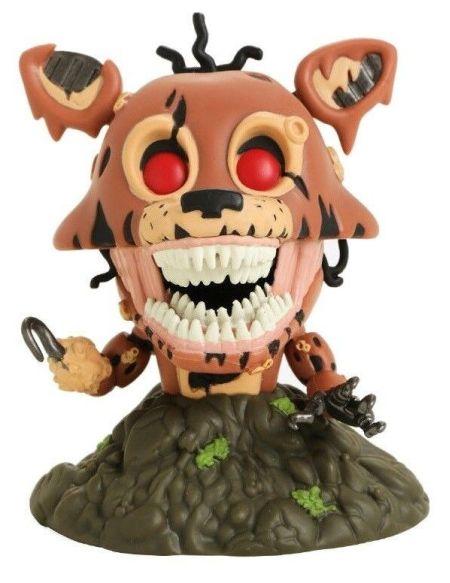 Figurine Funko Pop! N°18 - Five Nights At Freddy's - Twisted Foxy