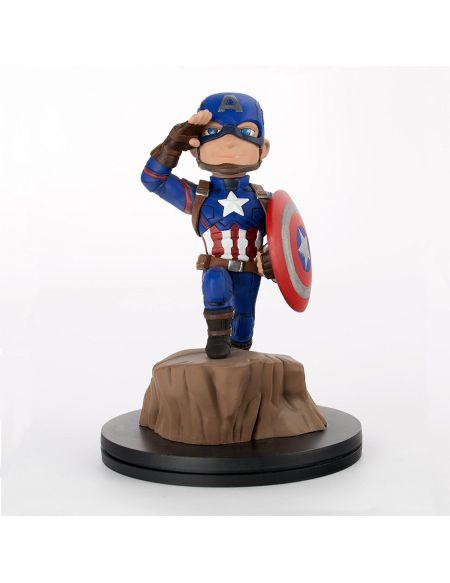 Statuette - Captain America - Qmech