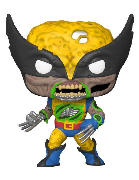 Figurine Funko Pop! Ndeg662 - Marvel - Wolverine Zombie
