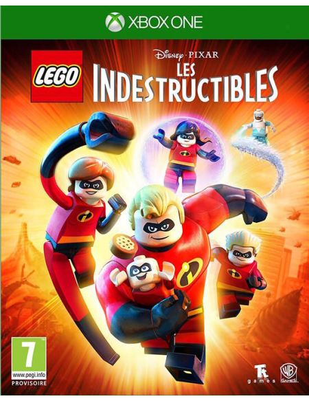 Lego Disney Pixar Les Indestructibles