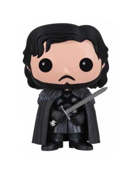 Figurine Funko Pop! Ndeg07 - Game of Thrones - Jon Snow