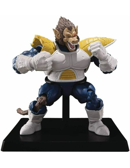 Figurine S.h.figuarts - Dragon Ball - Great Ape Vegeta