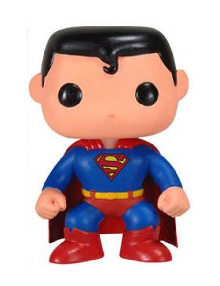 Figurine Funko Pop! N°07 - Superman - Superman