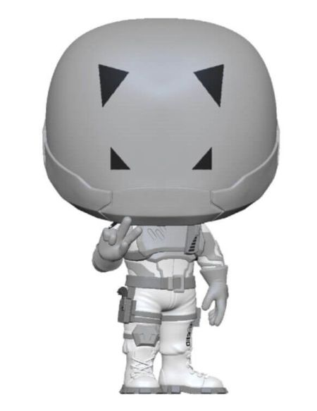 Figurine Funko Pop! - Fortnite - Scratch