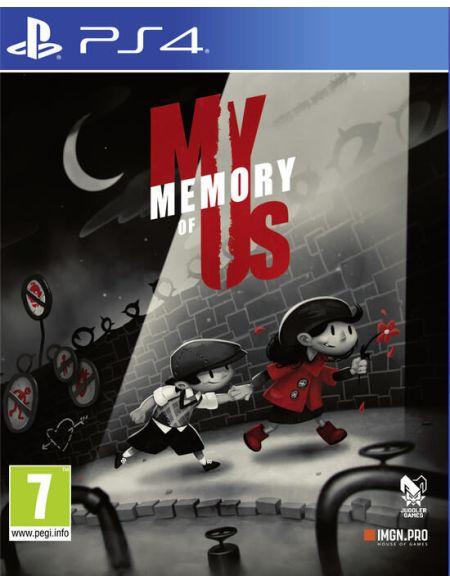My Memory Of Us (exclusivité Micromania)