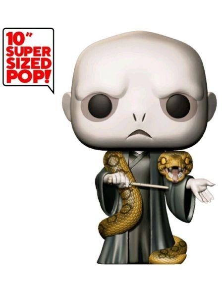 Figurine Funko Pop! N°109 - Harry Potter - Voldemort Nagini 25 Cm