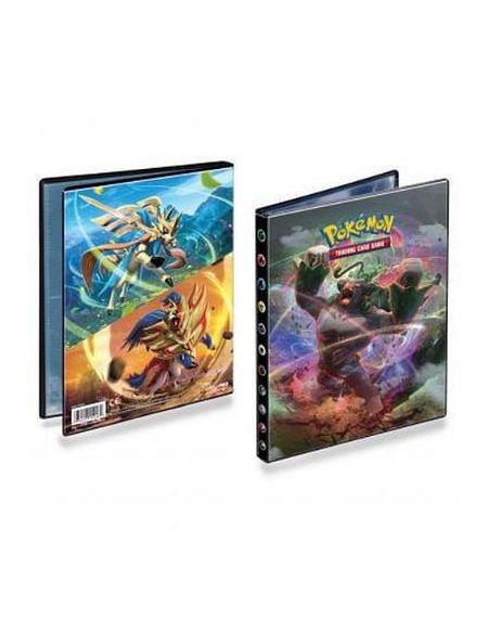 Cahier Range cartes - Pokémon - Epée et Bouclier 3 - 80 cartes