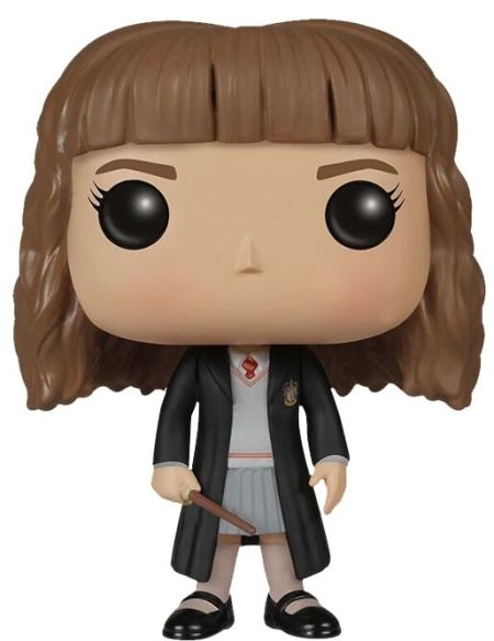 Figurine Funko Pop! N°03 - Harry Potter - Hermione et sa baguette