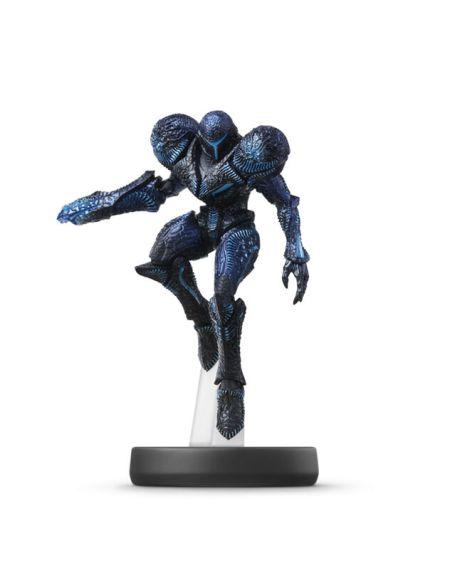 Figurine Amiibo Ndeg81 Smash Samus Sombre
