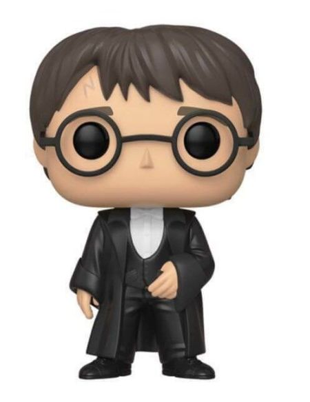 Figurine Funko Pop! Ndeg91 - Harry Potter - S7 Harry Potter (bal De Noel)