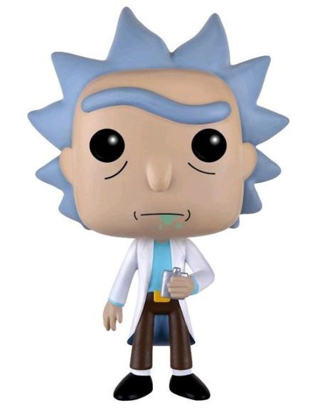 Figurine Funko Pop! N°112 - Rick et Morty - Rick
