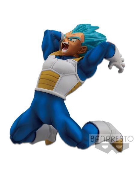 Figurine Chosenshiretsuden - Dragon Ball Z - Super Saiyan Vegeta Vol.7